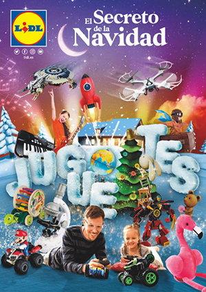 catalogo juguetes lidl navidad 2020