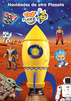 catalogo juguetes toy planet 2020