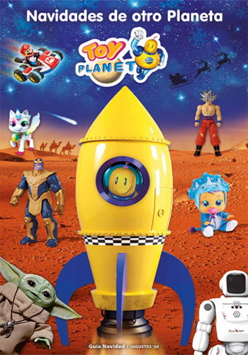 toy planet catalogo