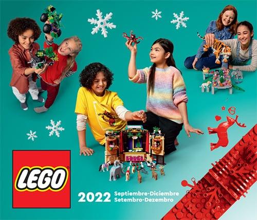Catálogo Lego