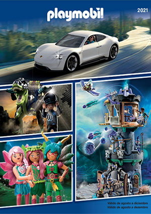 Catalogo Playmobil 2021