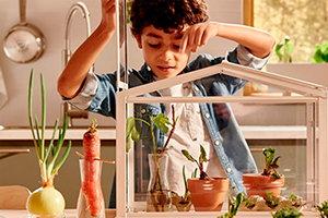 invernadero juguete para niños